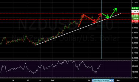 NZDUSD: NZDUSD looking BULLISH