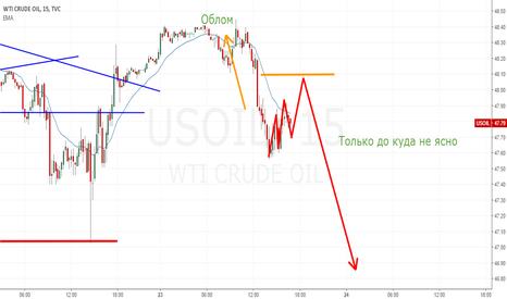 USOIL: Как то все замудрено в нефти