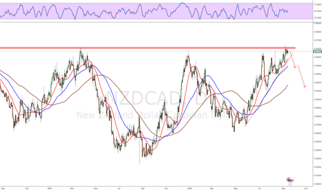 NZDCAD: Multi year high reached!