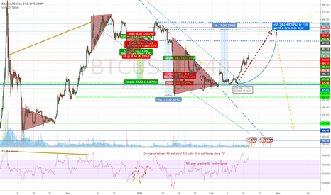BTCUSD: Bitcoin Next Move Outlook for the second half of February