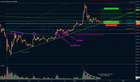 BTCUSD: Hidden OTE Long