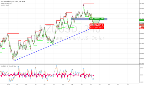 NZDUSD: The trend is up