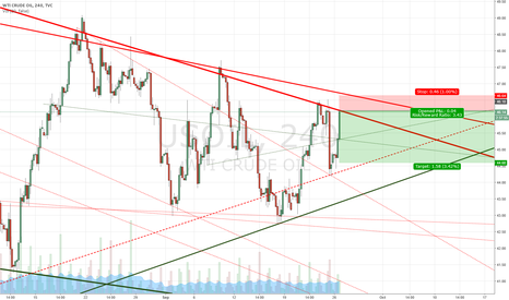 USOIL: Short the speculation