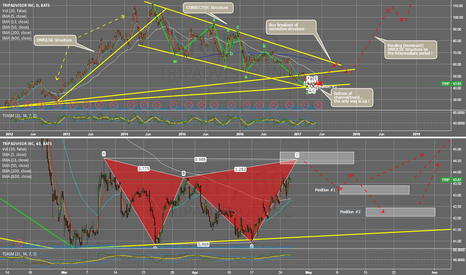 TRIP: Insane LONG opportunity. Entry on possible Bearish Cypher target