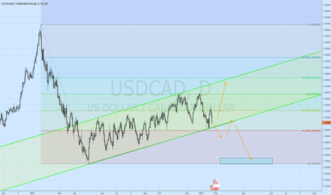 USDCAD: USDCAD Brewing