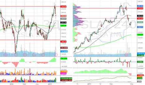 TSLA: продажа Tesla (TSLA)__250__(01/03/17)