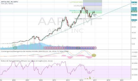 AAPL: Apple a largo plazo