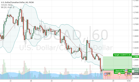 USDCAD: BUY 1.2543   STOP 1.2503   TAKE 1.2590
