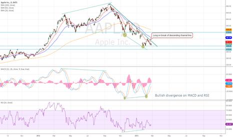 AAPL: AAPL Medium-term MACD & RSI Divergence