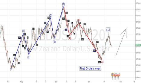NZDUSD: Long - Position tradind setup