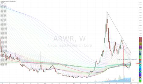 ARWR: Time for a healthy rebound ARWR