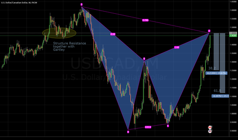 USDCAD: UCAD - 14 Year Gartley