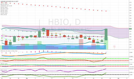 HBIO: pennies to thousands biotech