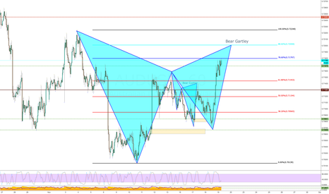 AUDUSD: Bear Gartley