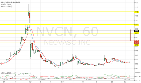 NVCN: Good job to those that followed the chart!