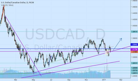 USDCAD: Si el petróleo se mantiene más o menos estable