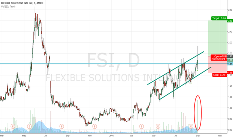 FSI: FSI Long on breakout signal