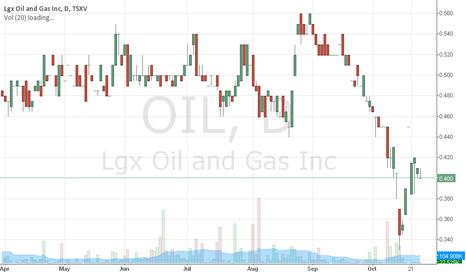 OIL: LgxOilandGasInc,D,TSXV
