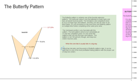 EURUSD: The Butterfly Pattern // Educational ®