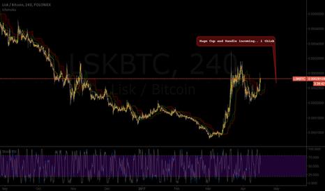 LSKBTC: LISK moon (FINALLY)