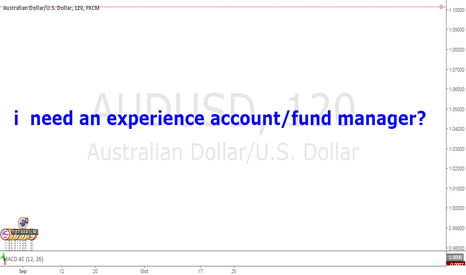 AUDUSD: job for account manager