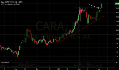 CARA: Failure pattern CARA