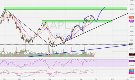 AAPL: Bullish Consolidation