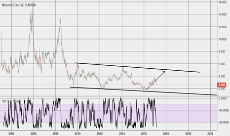 NATGASUSD: Natural Gas Long term trading