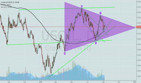 USOIL: US Crude Oil... May take long from here..