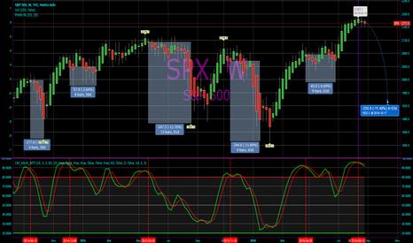 SPX: S&P correction ahead