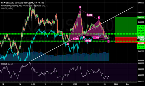 NZDUSD: Looking Bullish