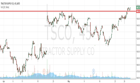 TSCO: Break out