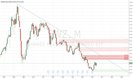 EWZ: A new rally could give a good trading opportunity - #ProfitingMe