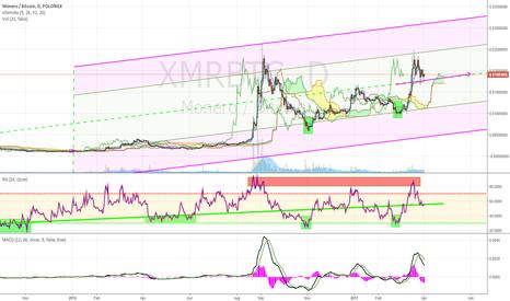 XMRBTC: XMR long for a couple months