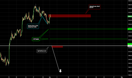XAUUSD: GOLD / Steal from Bull ( Robbery Edition )