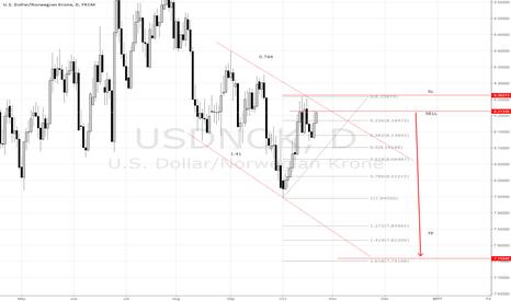 USDNOK: USD/NOK
