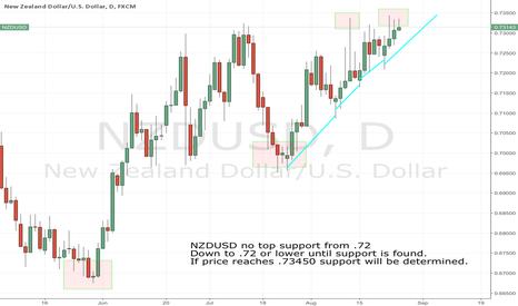 NZDUSD: NZDUSD no support until .73450