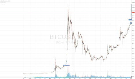 BTCUSD: Fractal move from 2013 bubble