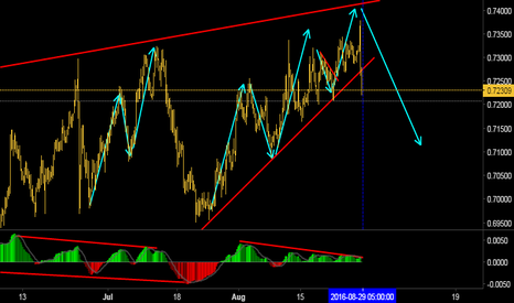 NZDUSD: Possible downside move