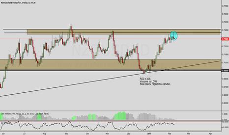 NZDUSD: NZD/USD OUTLOOK