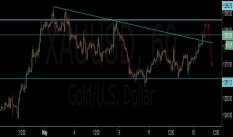 XAUUSD: gold idea