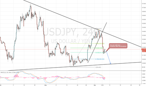 USDJPY: USD/JPY Update