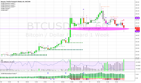 BTCUSD1W: Looking for this level to hold