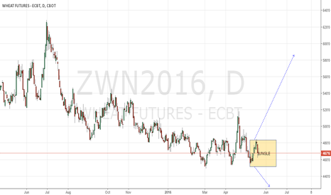 ZWN2016: Wheat CBoT