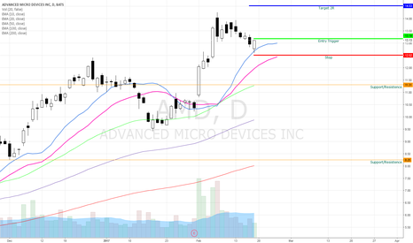 AMD: AMD Bullish Swing