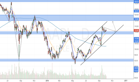 AAPL: AAPL Daily Chart. Long View.
