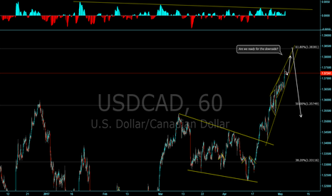 USDCAD: USDCAD almost time?