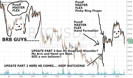 BTCUSD: LIVE UPDATE PART 3 PMF FORMATION 100% Accurate so far!
