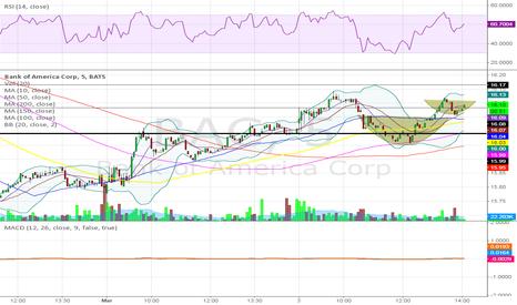 BAC: Updated 5 Min Chart