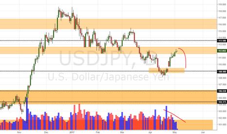 USDJPY: USD/JPY Daily Update (3/5/17)